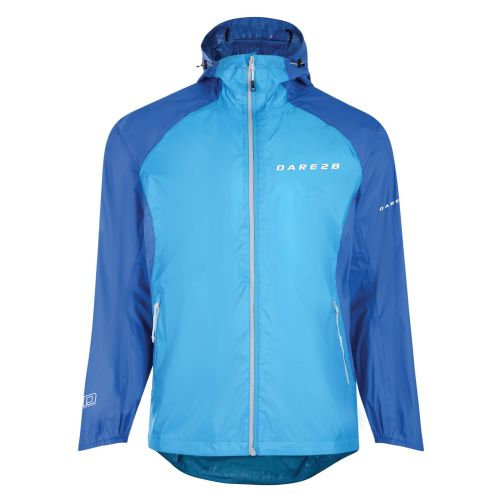 Dare2b PRECEPT JACKET - Fluro Blue / National Blue